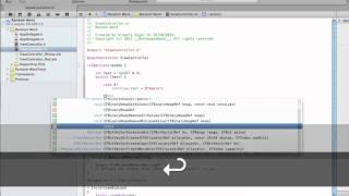 Xcode Tutorials - Random Word Generator