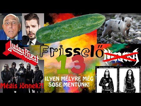 FRISSELŐ 2020 #13 |  FRISS UBORKÁT TESSÉK!