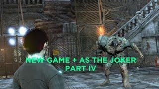 B:AC - New Game + as Joker (Part IV) [Locating Penguin]