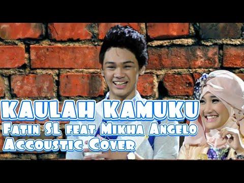 [ACCOUSTIC KARAOKE] Kaulah Kamuku - Fatin Shidqia Lubis feat Mikha Angelo The Overtune