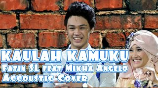 Video [ACCOUSTIC KARAOKE] Kaulah Kamuku - Fatin Shidqia Lubis feat Mikha Angelo The Overtune download MP3, 3GP, MP4, WEBM, AVI, FLV Oktober 2018