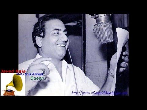 RAFI SAHAB.Film-SHAMA PARWANA.1954-O Toone Mera Yaar Na Milaya-[ BEST AUDIO SOUND ]