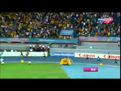 USA Win Men's 4 x 400m  Final IAAF World Relays 2014