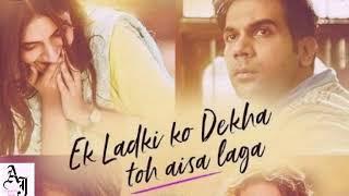 Ek Ladki Ko Dekha Toh Aisa Laga song : Darshan Raval , Rochak kohli : Rochak kohli
