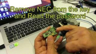 Key programming Mercedes Sprinter 2009 with ABRITES שכפול מפתח מרצדס ספרינטר