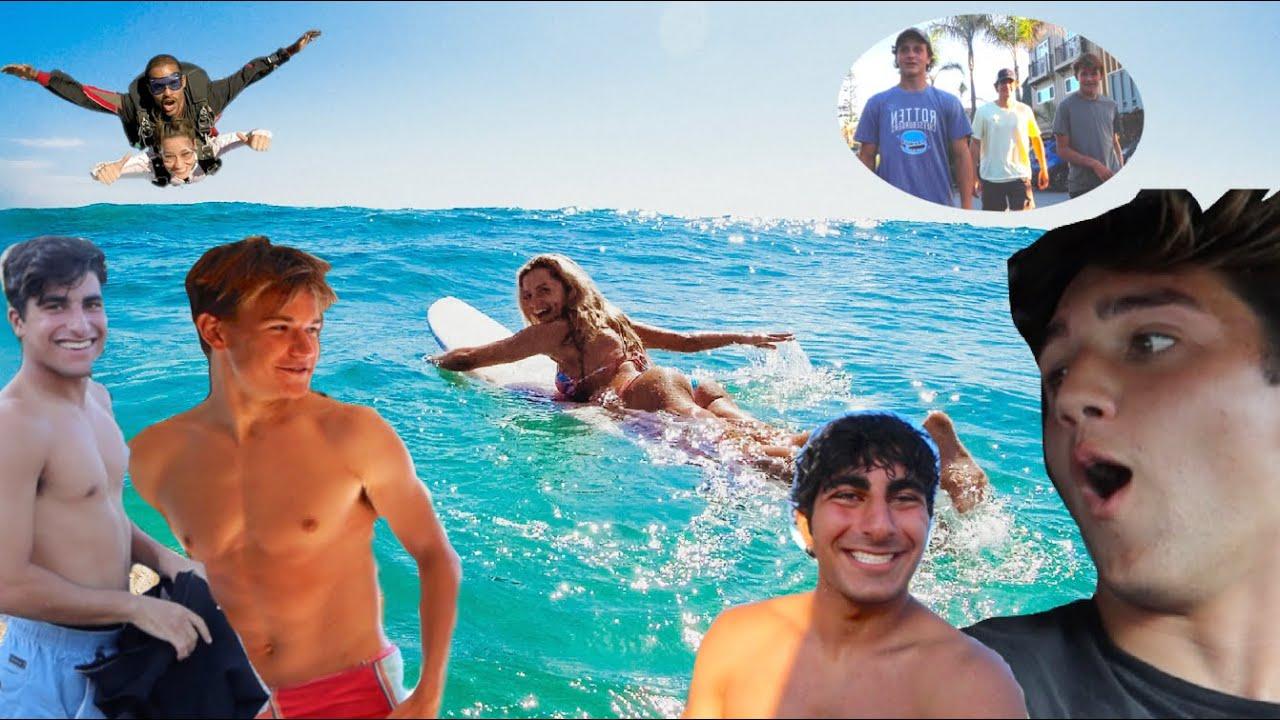 Download INSANE BEACH TRIP TO CALIFORNIA *my funniest video yet*