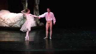 Manon - Act 1 bedroom pas de deux - Sylvie Guillem & Massimo Murru 2011