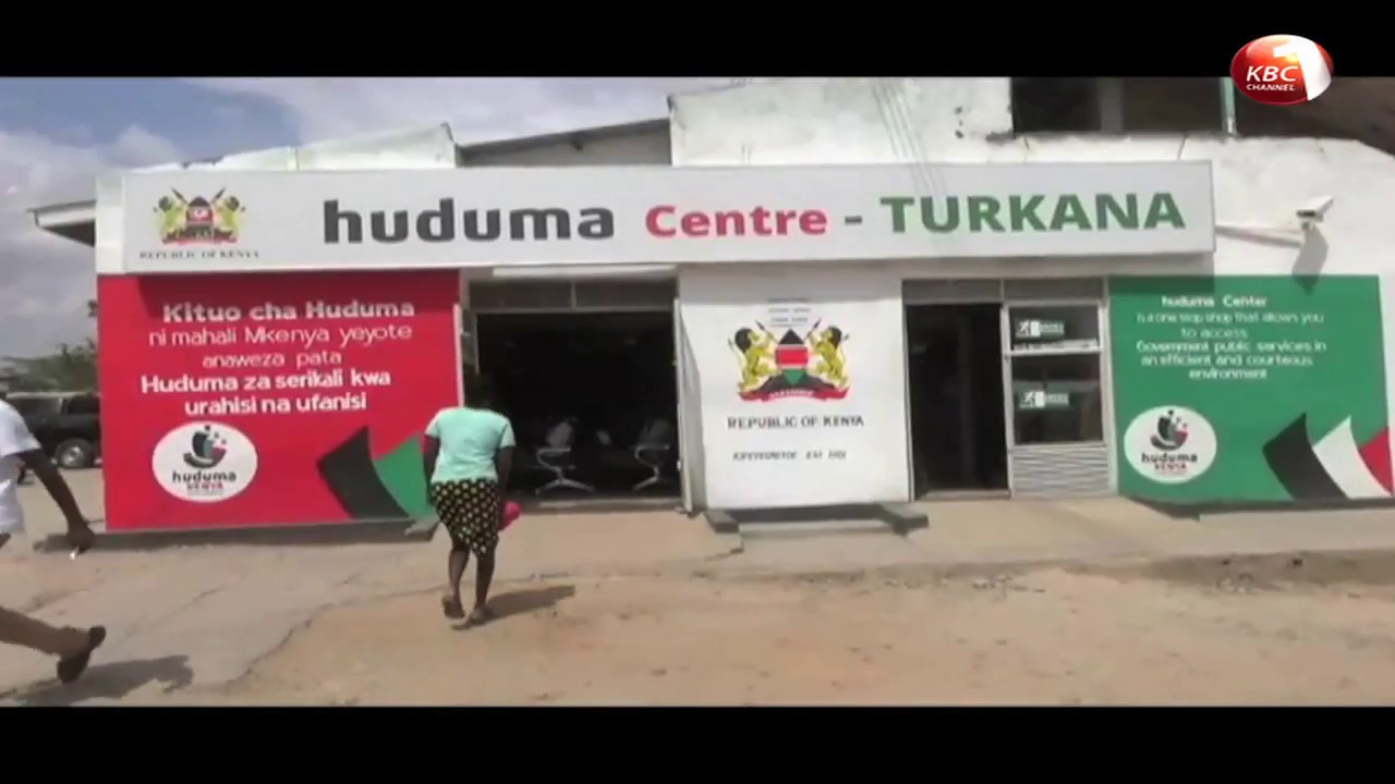Turkana residents praise Huduma centre for efficient service delivery