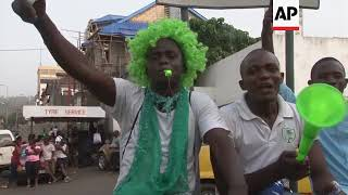 New President Maada Bio: I am for every Sierra Leonean