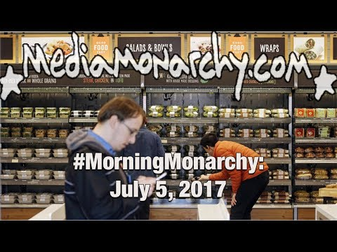 'OutlawCountry' & Class-Action Corn on #MorningMonarchy: #July5, 2017