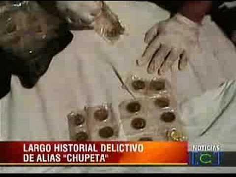 Juan Carlos Ramirez Abadia alias  Chupeta 1/2