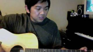 In Your Eyes - Sidney Mohede (Peter Gabriel Acoustic Cover HQ)