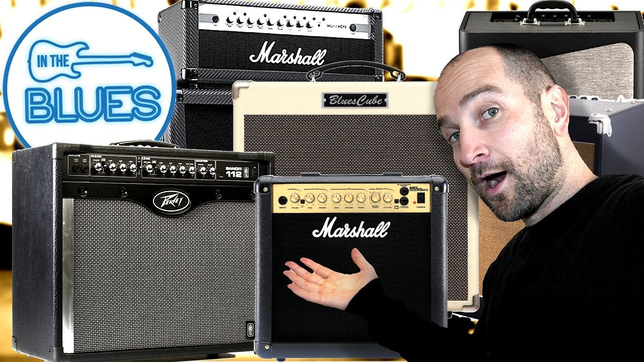 The Top 5 Solid State Guitar Amplifiers That You Can Gig With Youtube