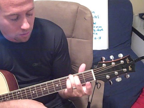 Great Is Thy Faithfulness Guitar Chords Tutorial Lessons - YouTube
