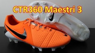 Nike CTR360 Maestri 3 Atomic Orange - Unboxing + On Feet b6ab3497bbc8