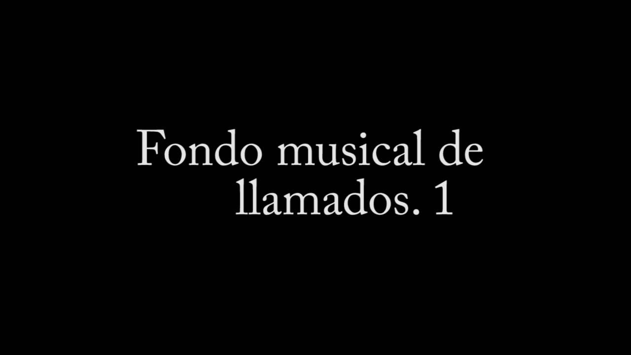 Download Música de Llamado OFICIAL 2015-2016