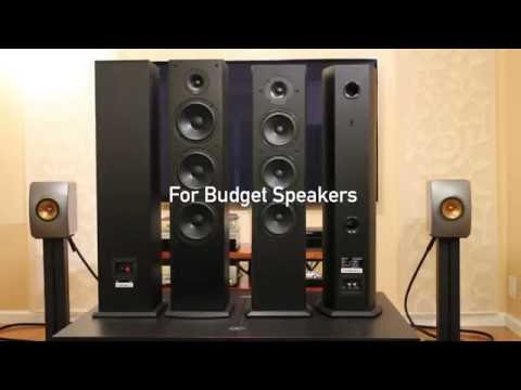 Polk Audio T50 vs. Pioneer FS52 Tower Speakers Comparison Review