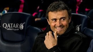How Luis Enrique has made Barça world-beaters again
