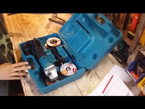Makita power tool storage hack!