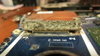 Почему тормозит ноутбук Samsung R20 Plus(, 2016-11-23T18:38:41.000Z)