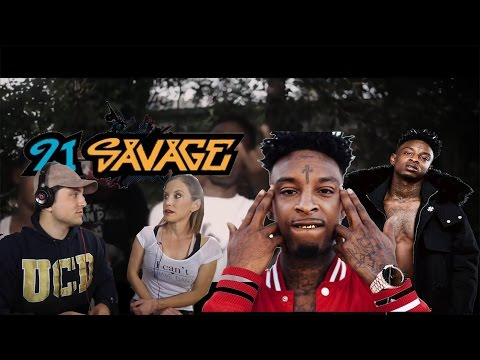 MOM REACTS TO 21 SAVAGE!!!