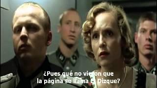 "Hitler se entera que la Cineteca Nacional hará un ciclo de ""Hitler se entera de""."