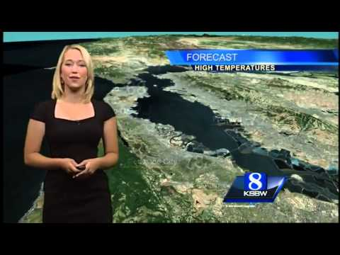 Get your Sunday KSBW Weather with Tracy 9.21.14