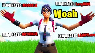 I can't believe I did this In Fortnite..
