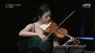 [문지영, 김다미, 배지혜] F. 멘델스존 - 피아노 3중주, Op.49 1악장 l 전주비바체실내악축제