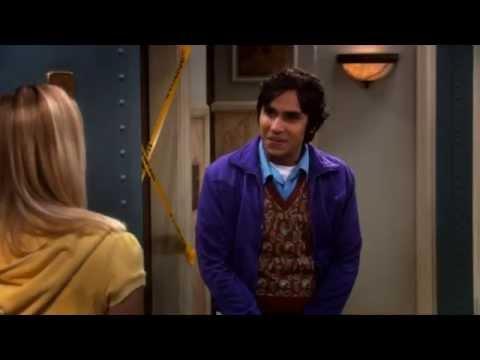 Vidéo The Big Bang Theory Français ► Les couinements de Raj