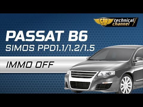 SIMOS PPD1.2 (Passat B6) IMMO OFF With Julie Emulator™ By CarLabImmo