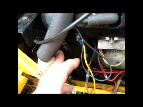 Cub Cadet 1440 I need advice on diode - YouTubeYouTube