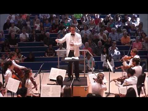 Rimsky-Korsakov - Scheherazade - 2nd mvt - Ingmar Beck, Aspen Philharmonic Orchestra