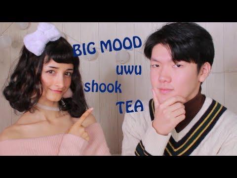 Teaching My Japanese Boyfriend INTERNET SLANG