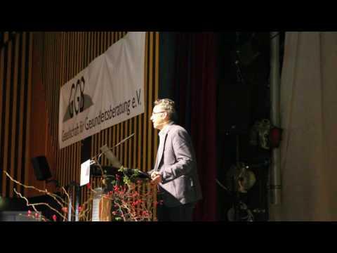 Angst essen Seele auf – Vortrag von Hassan El Khomri, GGB-Tagung 2015