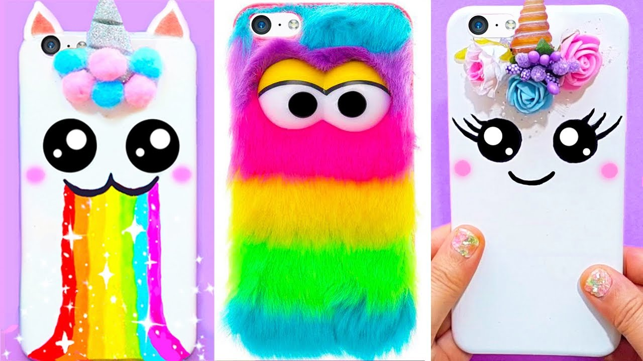 Buy Cute Unicorn Baby Case Cover for