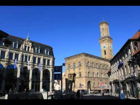 Cities of Germany , Fürth, buildings, park ,leisure, tourism, history, women