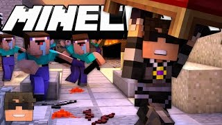 Minecraft BED WARS! | I FINALLY WON! (Minecraft Bed Wars Minigame)
