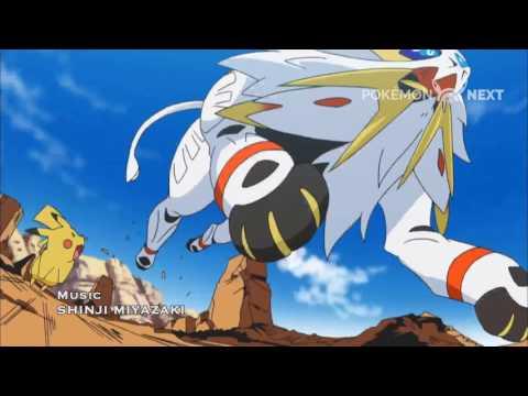 Come sarebbe la sigla di VANNI con le immagini di Pokémon Sole e Luna?