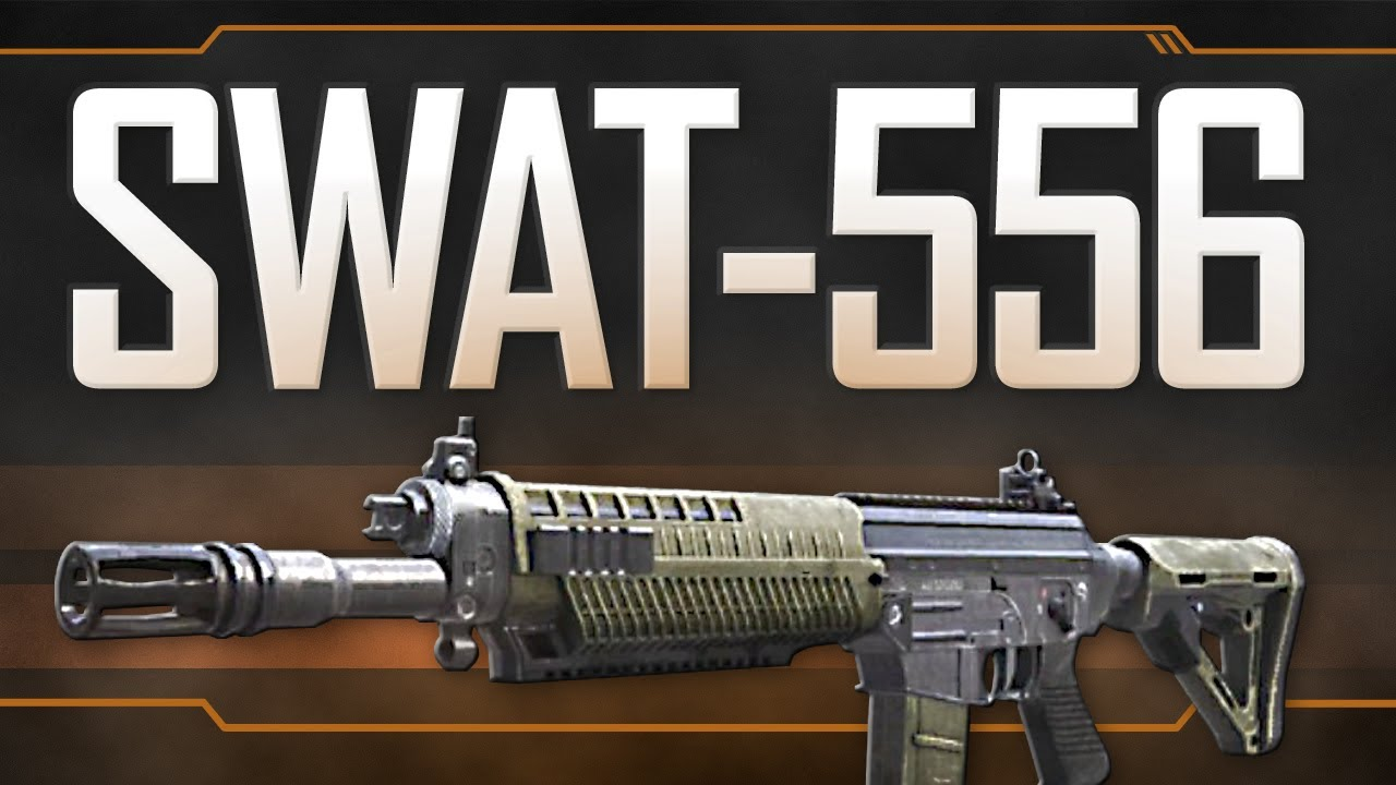 Swat 556 Black Ops 2 Weapon Guide Youtube