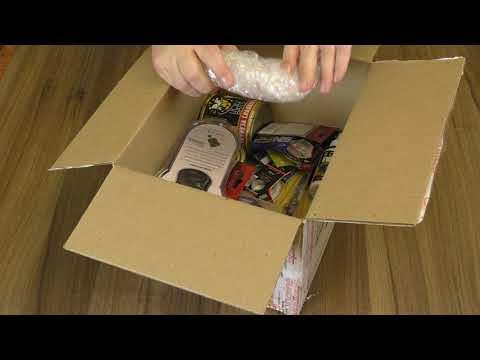 unboxing, распаковка посылки из интернет магазина Spinningline, рукоять подсачека Сабанеев