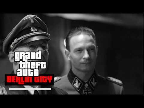 GTA Berlin City - Intro & Loading Screens