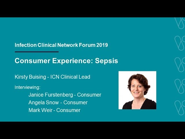 Panel interviews: Consumer perspectives on their sepsis experience