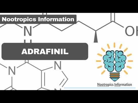 #adrafinil---#nootropics-information