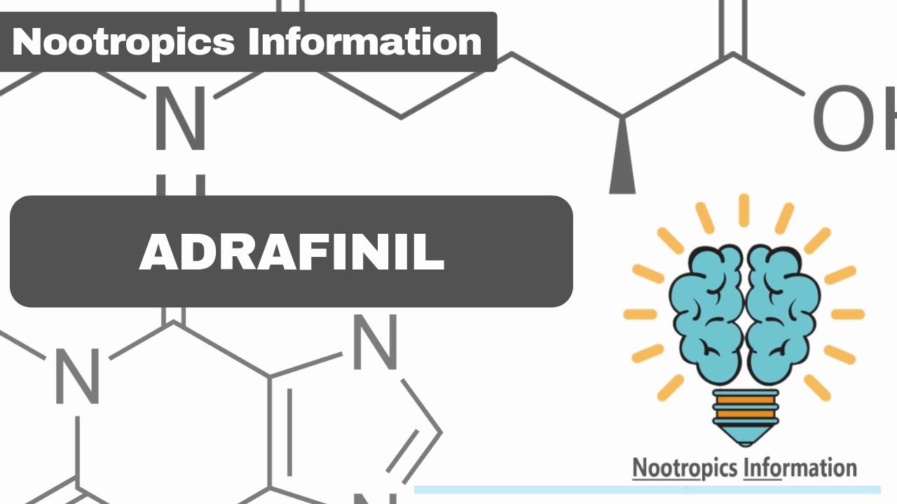 Adrafinil: Benefits Dosage, Side Effects, FAQ - Nootropics