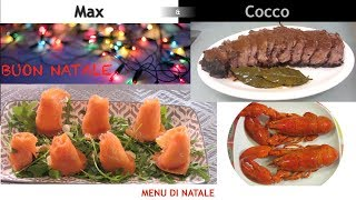 Idee per il menu di NATALE in soli 4 minuti