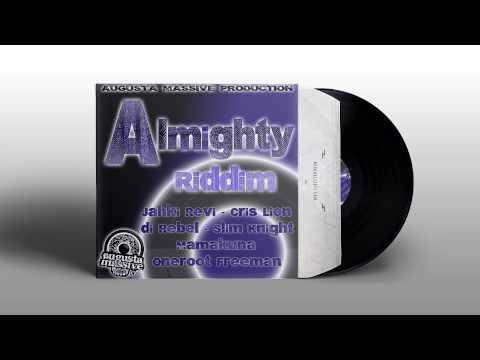 Di Rebel feat. Slim Knight - No Fear (Almighty Riddim) Augusta Massive Production - June 2015