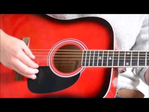 apprendre jouer cendrillon la guitare youtube. Black Bedroom Furniture Sets. Home Design Ideas