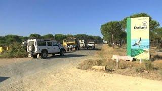 Espanha: fogo controlado no sudoeste