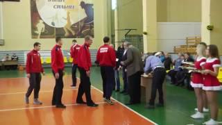 Волейбол. Кубок-2016. Награждение